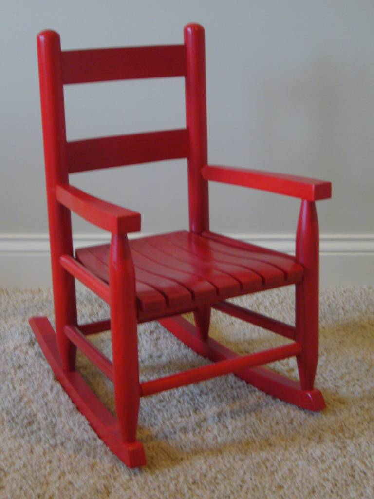 Wood Rocking Chair Child Rocking Chair By Dixie Seating Company