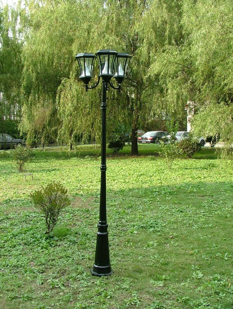 Solar Lamp Post 7 Ft Solar Lamp Post Light