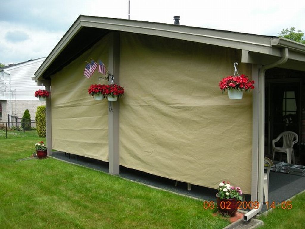 Outdoor Curtain Fabric By The Yard Shade Cloth Commercial 95 Roll Or Cut By Linear Yard Customized