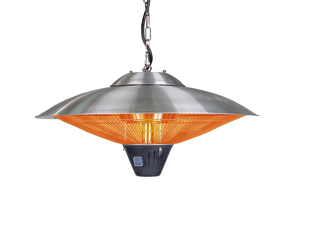 Halogeen Verwarming Hanging Stainless Steel Halogen Patio Heater 60405