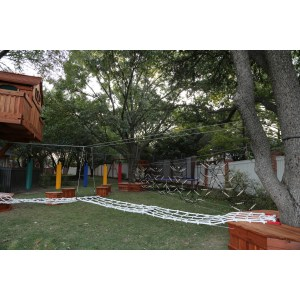 Picturesque Swing Set Building Backyard Fence Building Backyard Fountains Tree House Obstacle Course