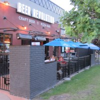 Edmonton Patio Hop - Beer Revolution