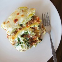 The Community Table Project - Backpacker's Lasagne