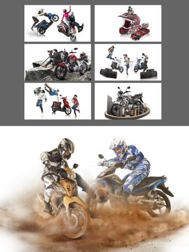 Yamaha Corporate Calendar 2011