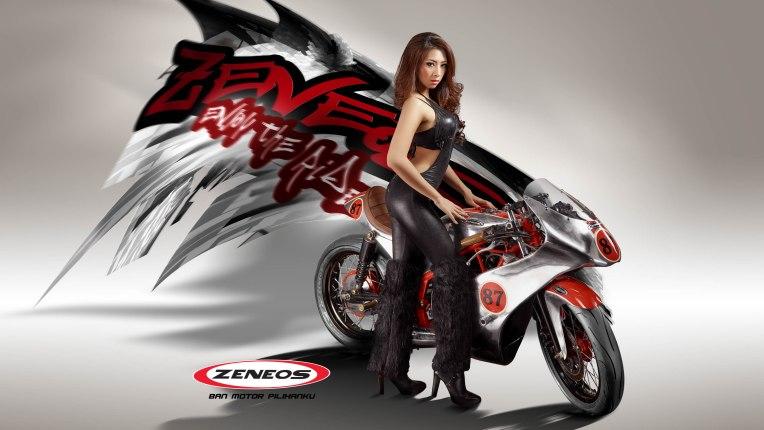 Zeneos ZN62RS - Honda CBR Custom