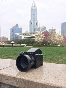 XF100MP in Shanghai