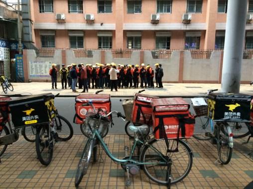 GuangZhou, Morning Walkaround
