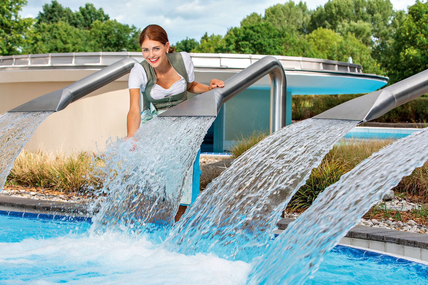 Wellness Bad Birnbach Rottal Terme Bad Birnbach