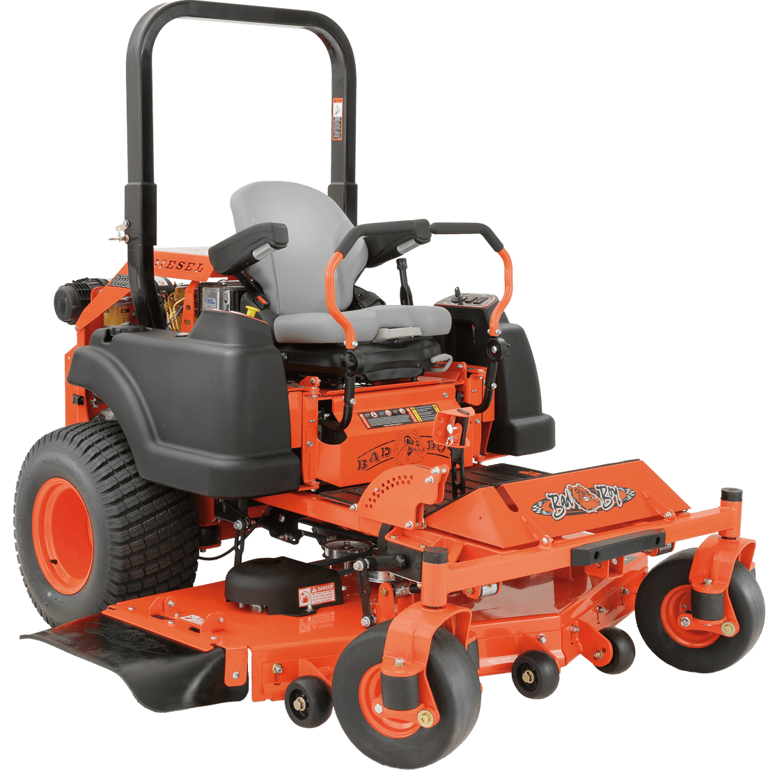 Bad Diesel Set Bad Boy Mower Compact Diesel Series