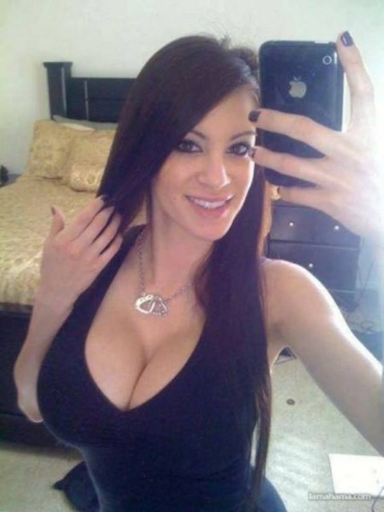 sexy selfies seen on badchix.com