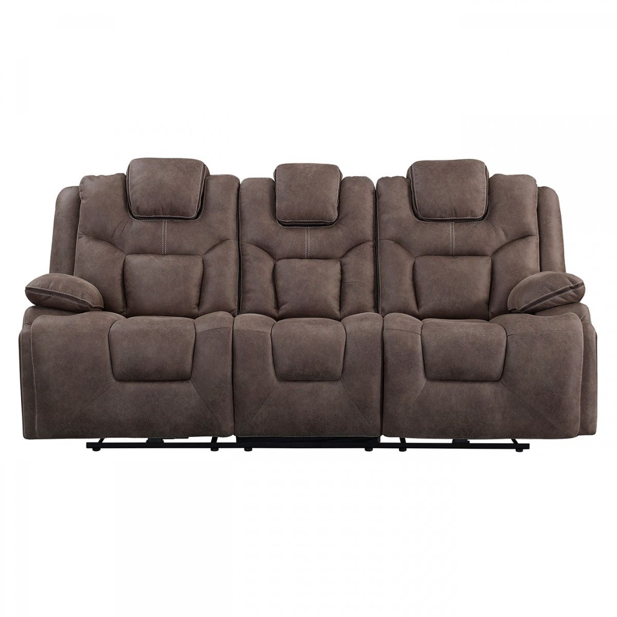 Sofa Relax Con Usb Atlantis Beige Power Reclining Sofa With Bluetooth