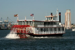 paddlewheel boat Baltimore