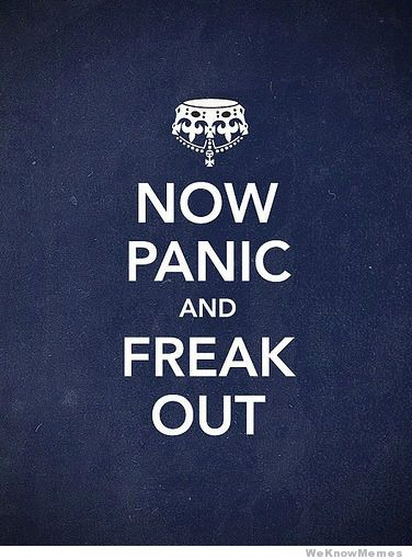 calm panic