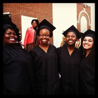 Wesleyan College convocation