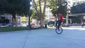 Catching Air in San Jose