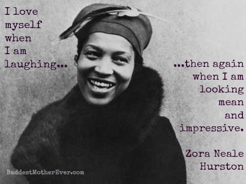 Zora Neale Hurston, Class of 1928, Chicago, Ill., November 9, 1934