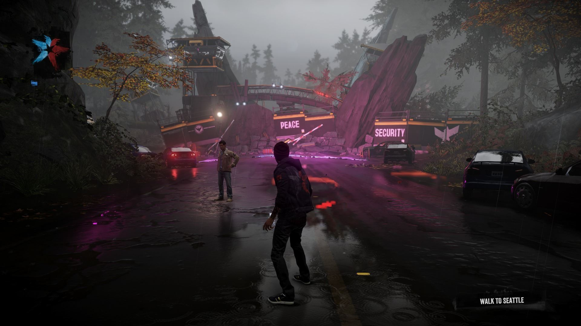 Spiderman Ps4 Wallpaper Hd Badgp Reviews Infamous Second Son Badgamingpodcast