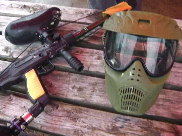 paintball gear