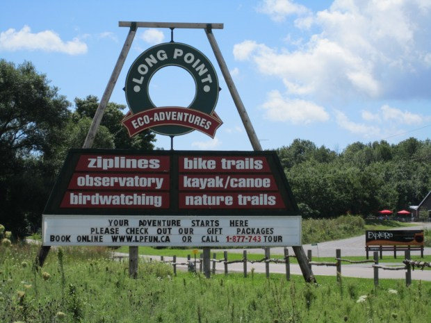 Long Point Eco-Adventures