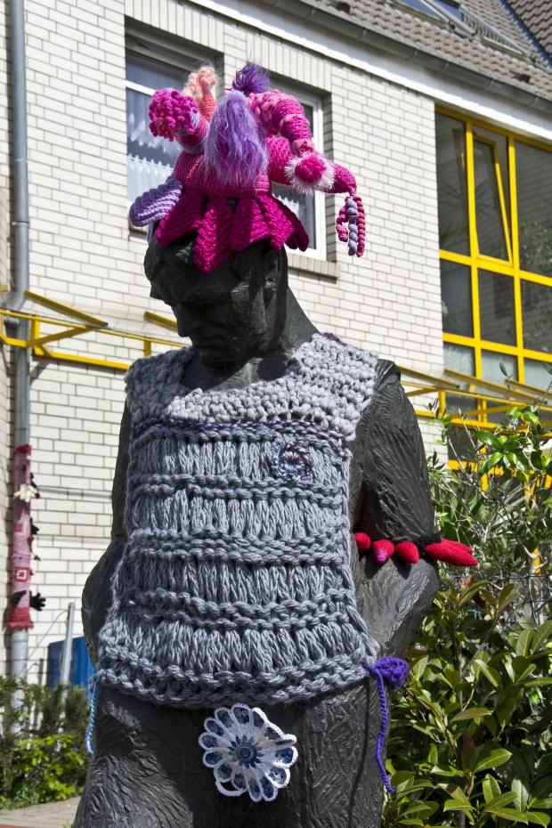 Graffiti Knitting