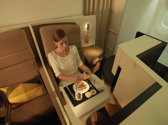 Etihad - Business Studio