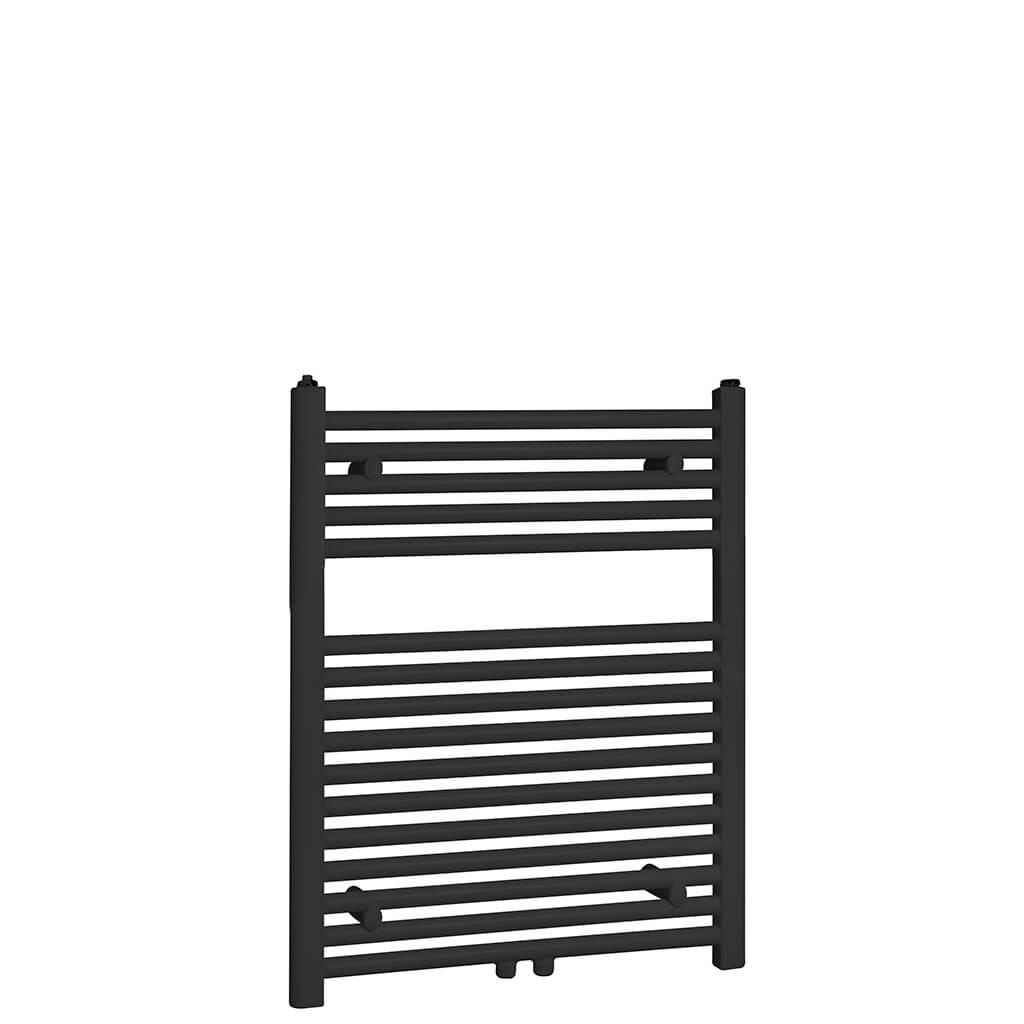 Radiatorkraan Recht Best Design Radiator Antraciet Zero Recht Model 770x600mm