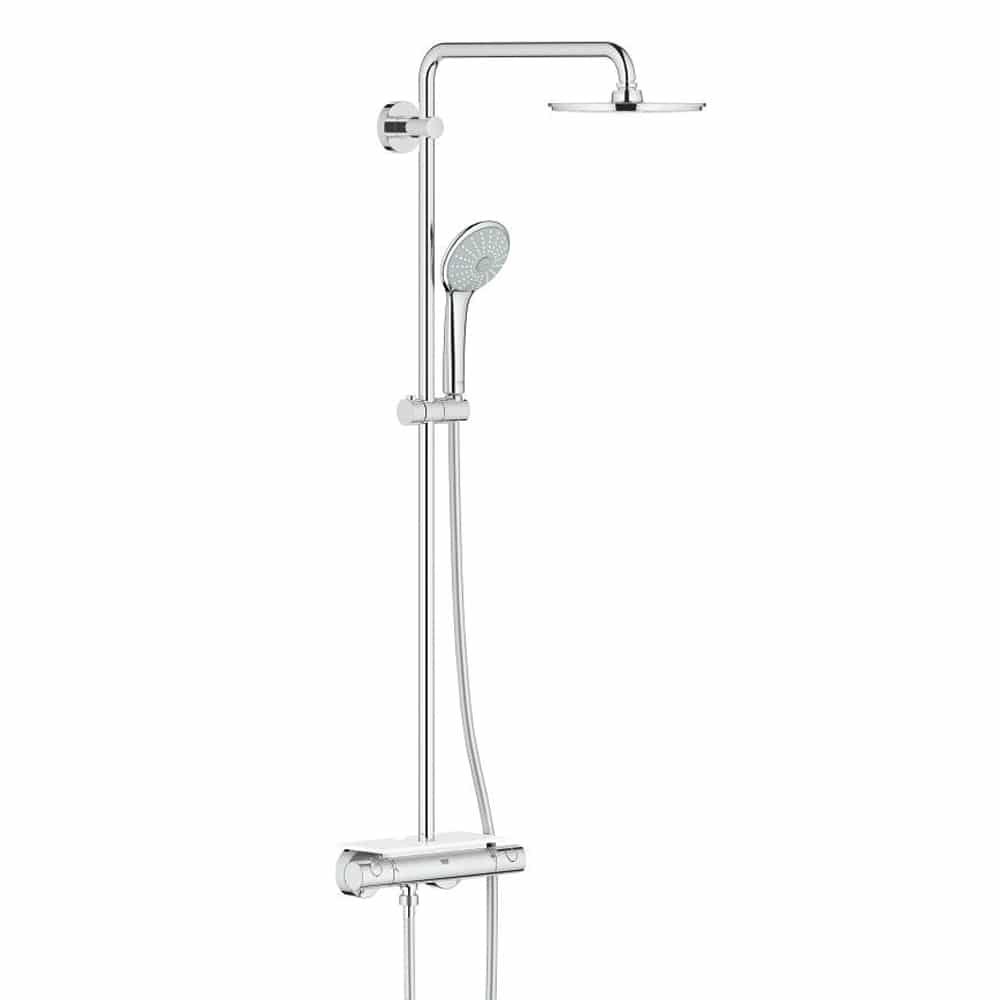 Grohe Euphoria 210 Xxl Grohe Euphoria System 210 Douchesysteem | Incl Montage
