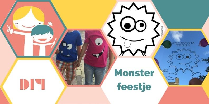 Monster feestje