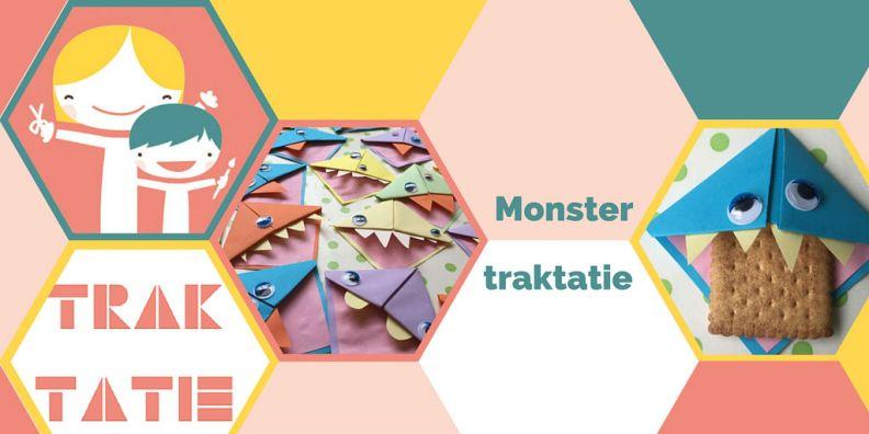 Monster traktatie