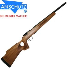 Anschutz 1517 thumbhole