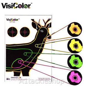 Visi Colour deer targets