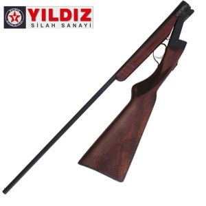 Yildiz Single Barrel 410 Folded
