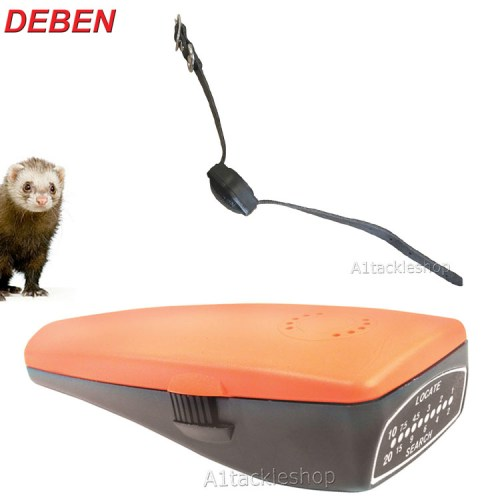 Deben Ferret Finder with Collar