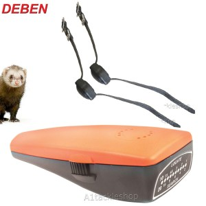Deben Ferret Finder with two Collars