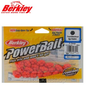 Berkley Powerbait Egg Clusters Orange