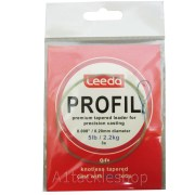Leeda Profil Knottless Tapered Leader 5lb