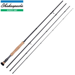 Shakespeare Agility Trout Fly rod