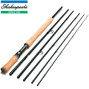 Shakespeare Oracle Switch 6 piece Fly Rod