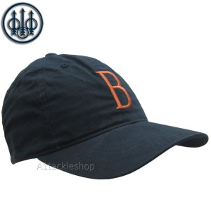 Beretta Big B Cap In Navy Blue