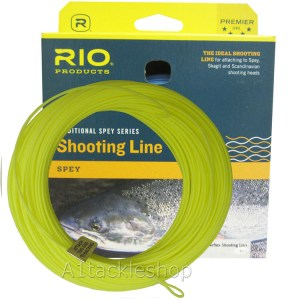 Rio Traditional Spey Shooting Line Yellow
