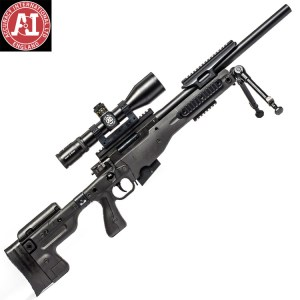 Accuracy International AT Rifle Systems