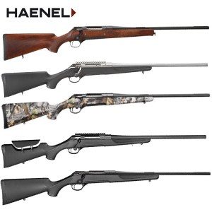 Haenel Jager 10 Rifle Collection