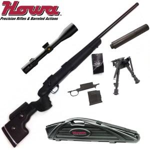 Howa Berserk Rifle Combo