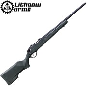 Lithgow 101 Crossover Black Rimfire Rifle