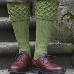 House Of Cheviot Rannoch Socks
