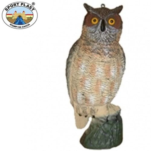 Sport Plast Great Horned Owl Decoy