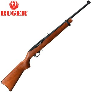 Ruger 10 22 Standard Wood Rifle