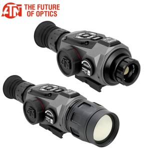 ATN Mars Thermal Night Vision Riflescopes Collection