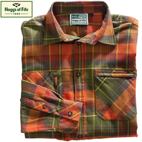 Hoggs of Fife Luxury Hunting Shirt