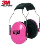 Peltor Kid Ear Muffs Pink